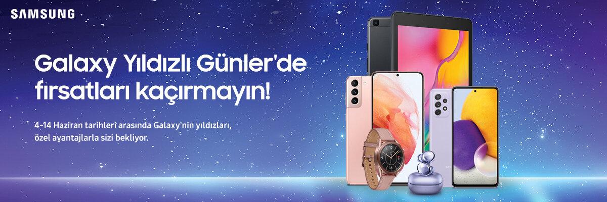 Samsung Galaxy Yıldızlı Günler